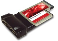 Cens.com SATA II 2 CHANNEL EXPRESS CARD FAST CHANNEL CO., LTD.
