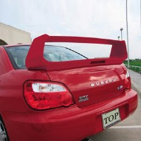 ABS Blow-Molded Spoiler