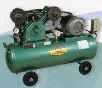 Air-Cooled Heavy-Duty Reciprocating Air Compressor