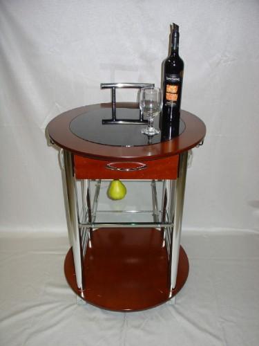 Portable Bar Trolley