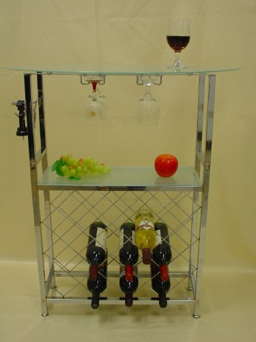 Wine Rack for 24 Bottles