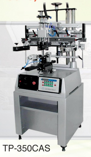 Motor-Driven Screen Printers With Sliding Table for Sheet Silicon Pads