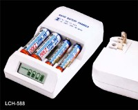 Rapid Battery Charger