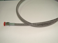 PTFE Braided Steel Hose /PTFE Brake Hose
