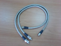 Oil Cooler Braided Steel Hose