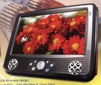 多功能隨身DVD播放機.