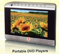 All-in-One Portable DVD Player