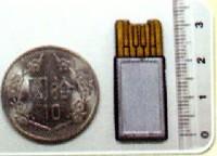 超級小的快速USB 2.0隨身碟