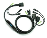 Cens.com VGA-PS/2 Cable-KVM with AUDIO EMINE TECHNOLOGY COMPANY, LTD.