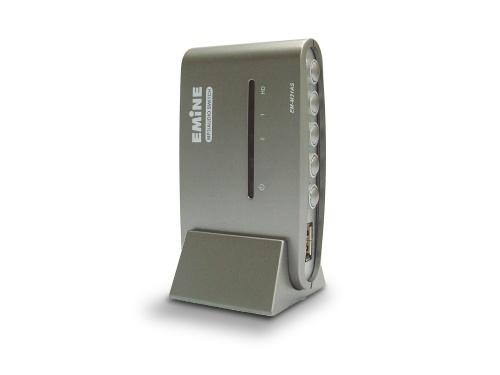 3 Port MP3/ Audio Switch with USB OTG
