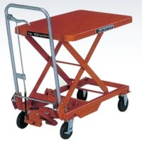 Mobile Lift Table - X Type