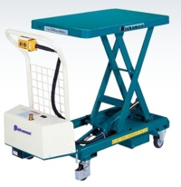 Battery Powered Lift Table - X type