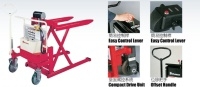 叉舉台車 - 電動油壓昇降系列