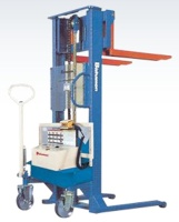 Hydraulic Stacker - Battery Powered Type