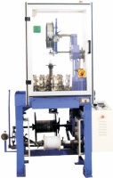 Electrical wire and cable braiding machines