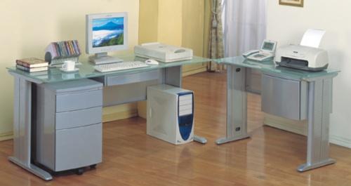 多功能办公电脑桌