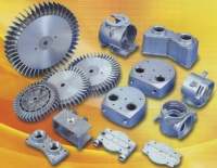 Zinc/Aluminum Alloy Die-cast Parts and Accessories for Autos/Motorcycles, Machinery and Garden Tools