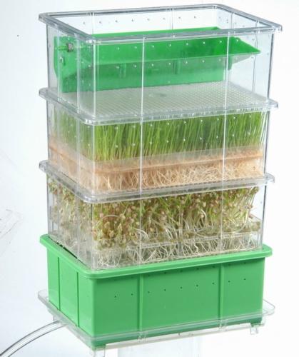 水控式农业全自动培育机