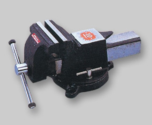 All Cast Steel Bench Vise