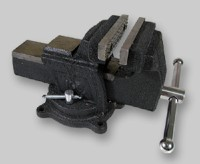 Gray Iron Casting Bench Vise