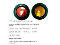 """2.5"""" 卡車燈"""