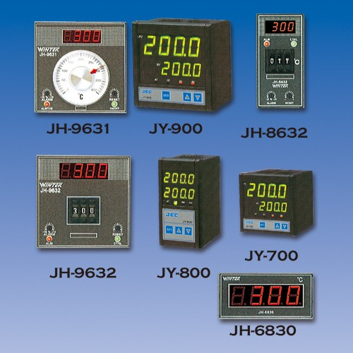 Microprocessor PID controllers
