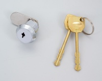 High Security Flat Key Pin Tumbler