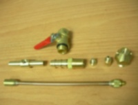 Brass Nozzle fittings