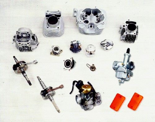 motorcycle components
