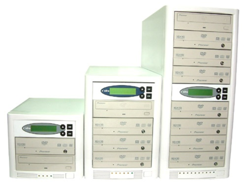 1:1/1:3/1:5/1:7 E''XITO  DVD/CD Duplicator