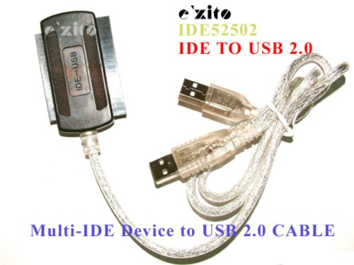Multi-IDE device to USB2.0