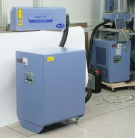 3 axis marking system