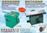 Cens.com Cutting Machines FU-YA MACHINERY CO., LTD.
