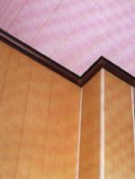 塑膠壁板,天花板和其週邊修飾用產品