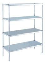 Stainless Steel Solid Shelf