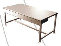 Stainless Steel Solid Work Table