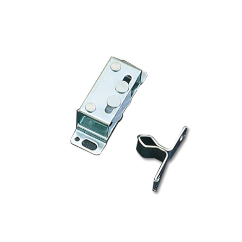 Building Hardware, Door Pull, Magnetic Catch, Box Double Roller Catch, Plastic Catch, High Base, Dou
