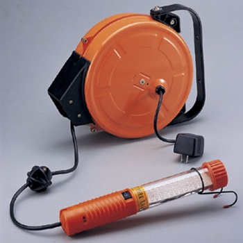AUTO-REWINDER LED WORK LIGHT