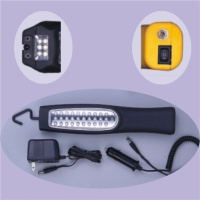 AC & DC 2 FUNCTIONS RECHARGEABLE LED WORK LIGHT