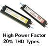 Electronic Ballast - High Power Factor