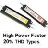 Electronic Ballast - High Power Factor