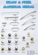 Brass Pulls (Knobs)