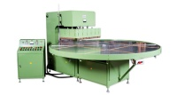 High Frequency Automatic Rotary Table Plastic Welding Machine