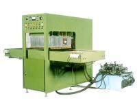 高周波自动滑台塑胶熔断机