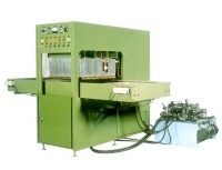 High Frequency Shuttle Table Plastic Welding and Cutting Machine