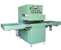 High Frequency Shuttle Table Plastic Welding Machine