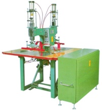 High Frequency Foot-operated Plastic Welding Machine