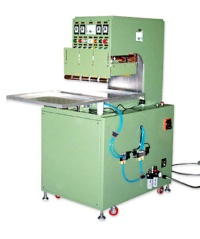 High Frequency Manual Rotary Table Plastic Blister Welding Machine
