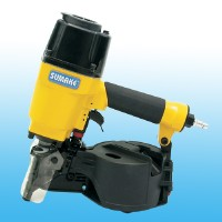 Wire / Plastic-Collsted Heavy Duty Air Coil Nailer