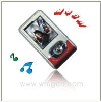 MP3 and MP4, Memory Card